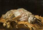 VALENTIN ALEXANDROVICH SEROV | Still Life with Hare