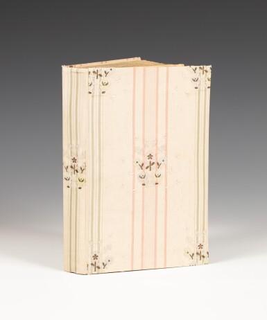View 2. Thumbnail of Lot 78. MONTESQUIOU, Robert de. Les Hortensias bleus. 1906. Ex. de Marcel Proust, avec un bel envoi. Prov Guérin..