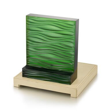View 3. Thumbnail of Lot 8135. ROLEX | A RETAILER'S WINDOW DISPLAY STAND, CIRCA 1980.