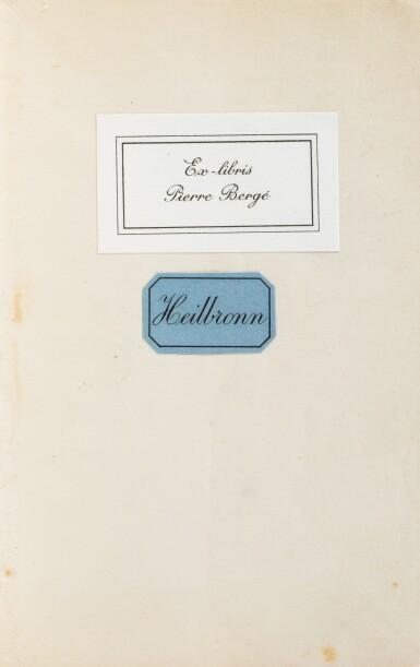 View 3. Thumbnail of Lot 242. La Noce massacrée. Paris, 1921. Ex. du dédicataire, Raymond Radiguet, avec envoi. Ex-libris Pierre Bergé.