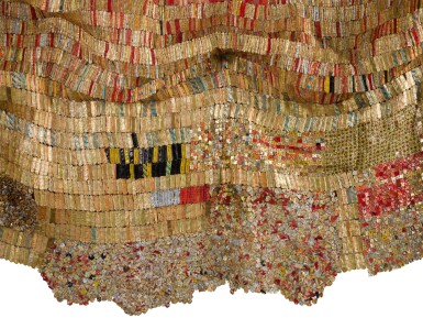 View 3. Thumbnail of Lot 5.  EL ANATSUI | VUMEDI.