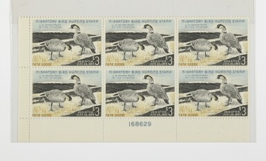 Hunting Permits 1963 $3.00 Multicolored (RW31)