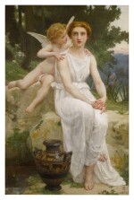 GUILLAUME SEIGNAC     LOVE'S OFFERING