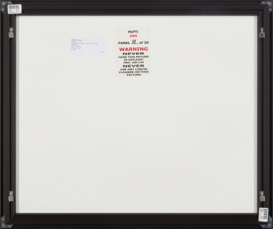View 24. Thumbnail of Lot 287. GILBERT & GEORGE   MUFTI.