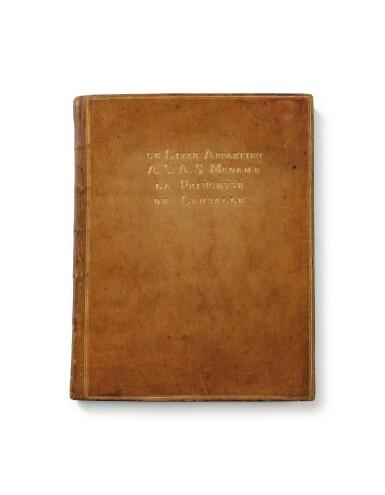 GLUCK CHRISTOPH WILLIBALD VON | ORPHÉE ET EURIDICE, TRAGÉDIE OPÉRA DÉDIÉE À LA REINE EN TROIS ACTES. PARIS, DES LAURIERS,S. D. [CA. 1783].