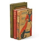 BIERCE, AMBROSE | Three First Editions
