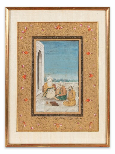 View 2. Thumbnail of Lot 65. INDIA, LATE 18TH CENTURY - 19TH CENTURY   THREE MINIATURES.