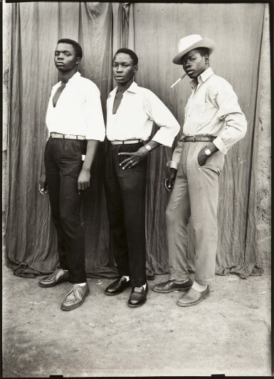 SEYDOU KEÏTA | UNTITLED, 1952-1955