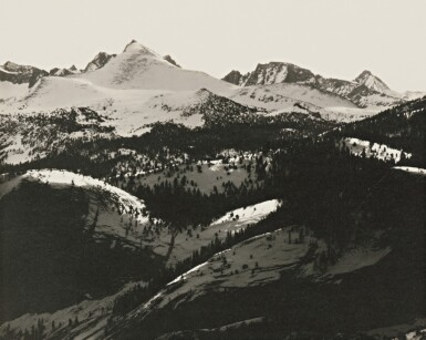 View 23. Thumbnail of Lot 91. 'Parmelian Prints of The High Sierras'.