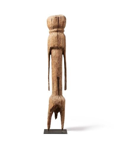 View 2. Thumbnail of Lot 225. Statue, Moba, Togo | Moba figure, Togo.