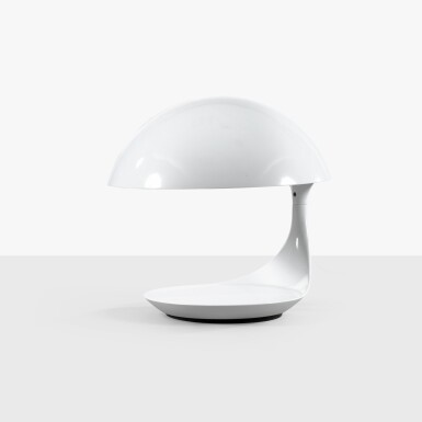 View 1. Thumbnail of Lot 196. ELIO MARTINELLI | TABLE LAMP, MODEL N. 629, DESIGNED IN 1968.