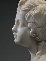 BERTEL THORVALDSEN (1770-1844), ITALIAN, ROME, CIRCA 1830 | BUST OF CUPID (AMORINO)