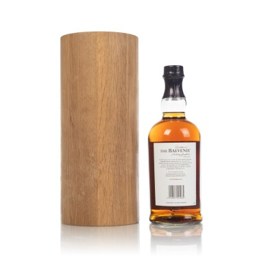 View 2. Thumbnail of Lot 59. The Balvenie 40 Year Old 48.5 abv NV (1 BT70).