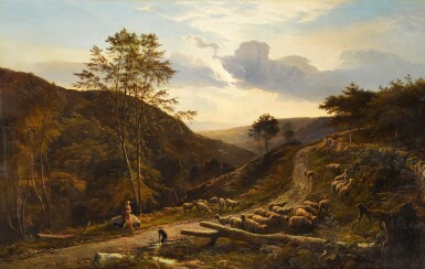 View 1. Thumbnail of Lot 172. The Shepherdess' Rest.