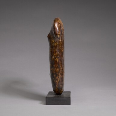 View 3. Thumbnail of Lot 739. WILLIAM TURNBULL | HOOK TORSO.