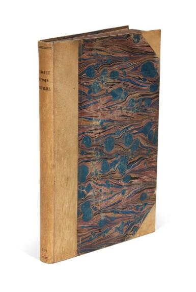 View 3. Thumbnail of Lot 261. Vincent of Beauvais, Le cinquiesme volume... Miroir historial, Paris, 1531, later half vellum.