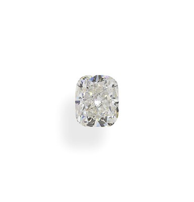 A 1.02 Carat Cushion-Cut Diamond, H Color, VS2 Clarity