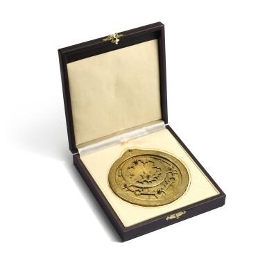 View 9. Thumbnail of Lot 66. A gilt-brass astrolabe signed by Ahmad ibn Abu 'Abdallah al-Qurtubi al-Yamani, North-East Spain, Tudela, dated 737 AH/1336-37 AD.