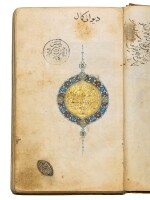 DIWAN, A ROYAL COLLECTION OF KAMAL KHUJANDI'S POEMS, DEDICATED TO SULTAN MEHMED II 'THE CONQUEROR' (R.1451-81), TURKEY, ISTANBUL, OTTOMAN, SECOND HALF 15TH CENTURY