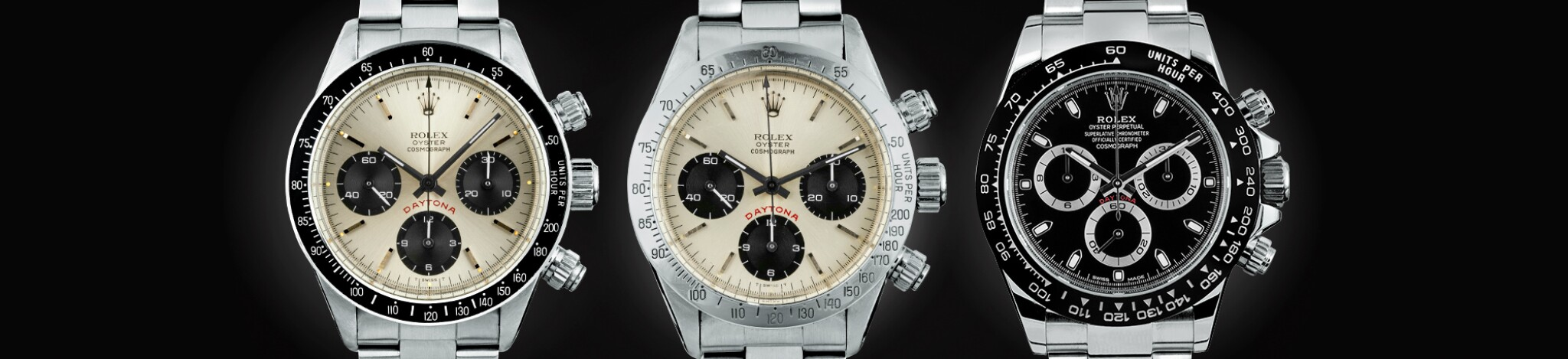The Rolex Daytona Capsule Collection