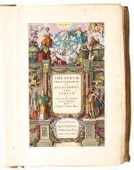 WILLEM AND JOAN BLAEU   Le Theatre du Monde. Amsterdam, 1643-1645