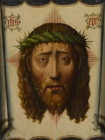 MANNER OF PEDRO DE CÓRDOBA | THE VEIL OF VERONICA: THE HEAD OF CHRIST