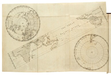 View 2. Thumbnail of Lot 43. DALRYMPLE   An historical collection of the several voyages and discoveries in the South Pacific Ocean, 1770-1771.