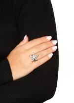 DIAMOND RING, SOLANGE AZAGURY-PARTRIDGE