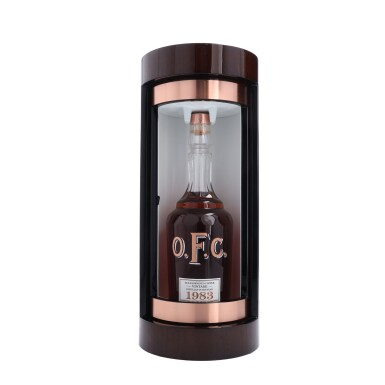 View 1. Thumbnail of Lot 160. Buffalo Trace OFC 45.0 abv 1983 (1 BT75).