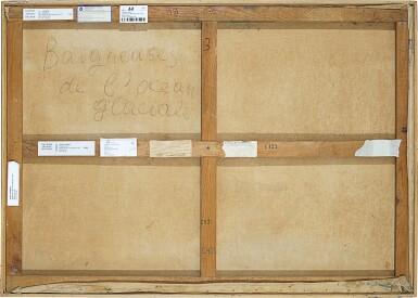 View 3. Thumbnail of Lot 21. Composition, Baigneuses de l'océan glaciale.