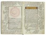 BAHA AL-DIN AL-'AMILI, A COLLECTION OF WORKS, INDIA, DECCAN, GOLCONDA, DATED 1026 AH/1616-17 AD TO 1056 AH/1646-47 AD