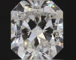 A 1.02 Carat Cut-Cornered Rectangular Diamond, G Color, VS1 Clarity