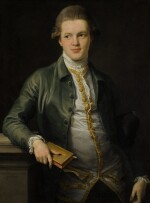 Portrait of Thomas Orde, later Orde-Powlett and 1st Baron Bolton (1746–1807) |《托馬斯・奧德(1746-1807年)肖像,後封奧德・寶勒及保頓男爵一世》