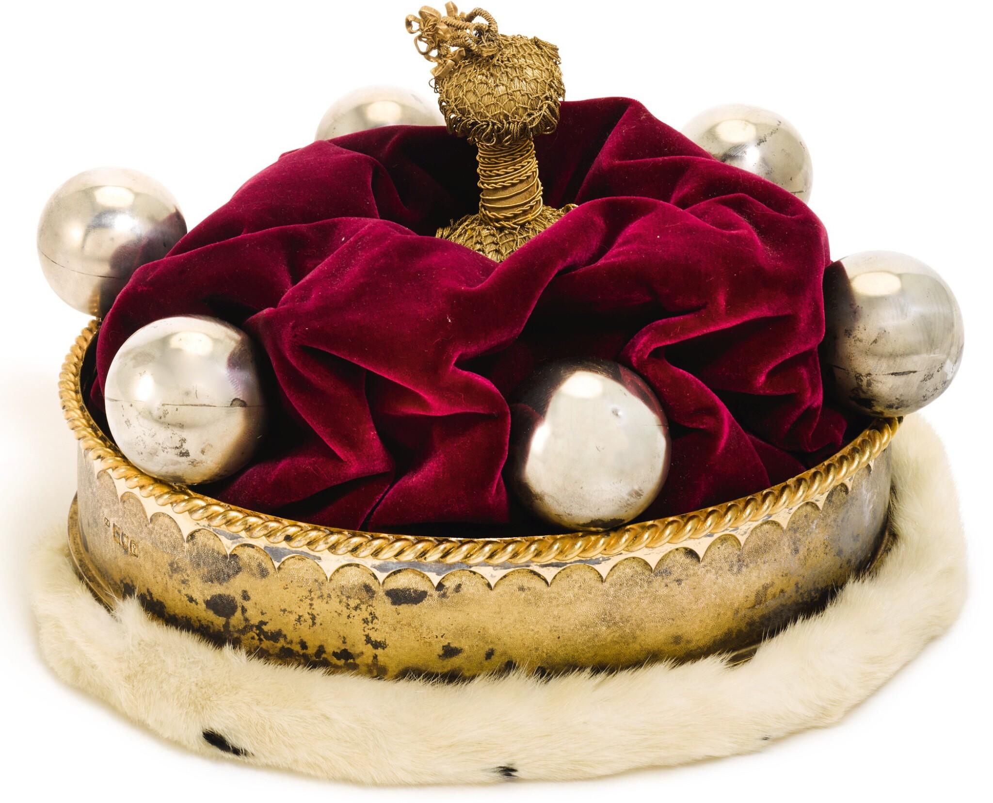 Bridon Crown Lot avec t/ête Retour geschnittenem