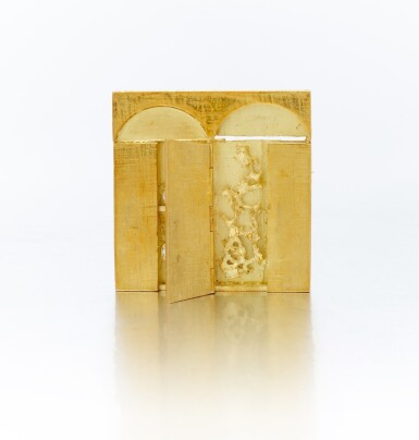 View 7. Thumbnail of Lot 124. Diamond necklace, Dimora (Collana con diamanti, Dimora).