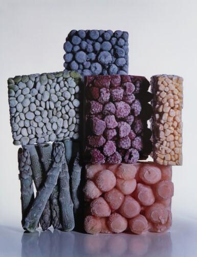 IRVING PENN | FROZEN FOODS, NEW YORK, 1977