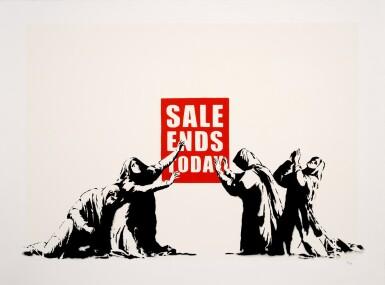 BANKSY | SALE ENDS