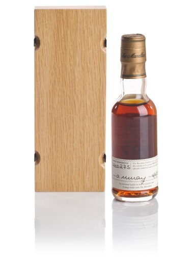 View 2. Thumbnail of Lot 86. THE MACALLAN FINE & RARE 32 YEAR OLD 54.9 ABV 1970 .