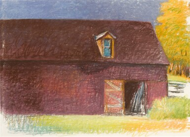 View 1. Thumbnail of Lot 112. The Ultimate Purple Barn.