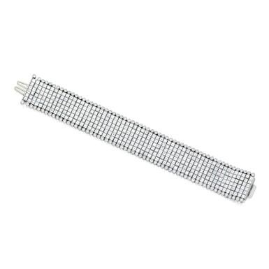 Oscar Heyman & Brothers | Diamond Bracelet