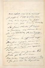 BALZAC. Vautrin. 1840. EO. Envoi à Marie Dorval. Joint : lettre de Balzac à Marie Dorval, et de Laurant-Jan