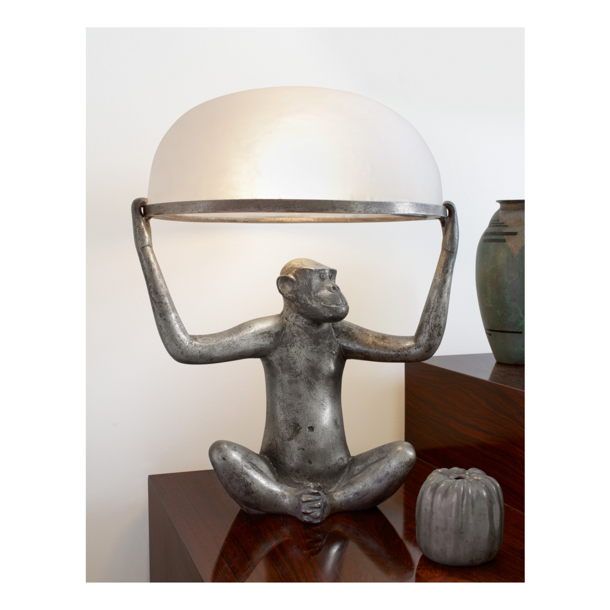 """View full screen - View 1 of Lot 124. FRANÇOIS-XAVIER LALANNE 