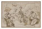 GIUSEPPE VALERIANI | VENUS ASKS VULCAN TO FORGE ARMS FOR AENEAS
