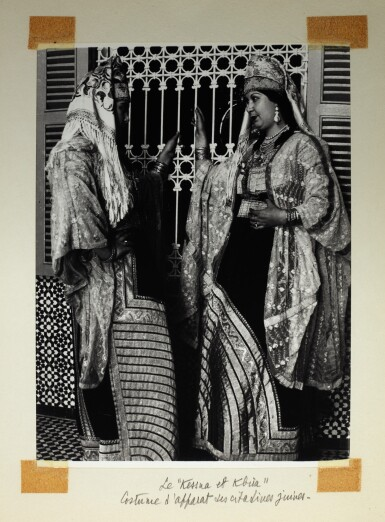 View 3. Thumbnail of Lot 181. Jean Besancenot. 55 photographs of Morocco, c.1980.