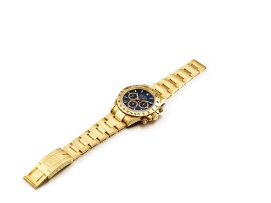 """View 4. Thumbnail of Lot 2140. ROLEX 