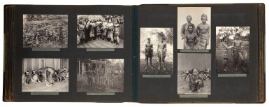 View 4. Thumbnail of Lot 230. Hose. Album of photographs of Sarawak. [c.1884-1900], the Hose family copy, with three books from Hose's library.