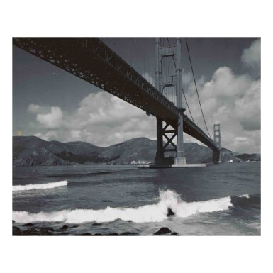 View 1. Thumbnail of Lot 88. 'Golden Gate Bridge' (San Francisco, California).
