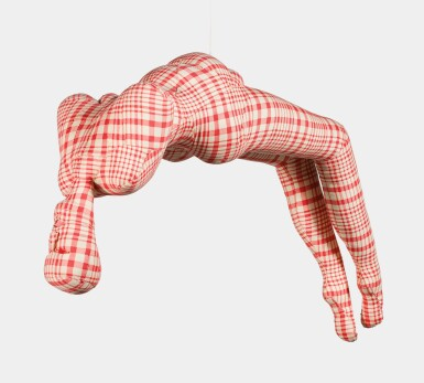 LOUISE BOURGEOIS | ARCHED FIGURE