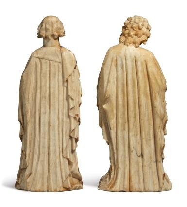 View 2. Thumbnail of Lot 749. two apostles.