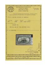 Trans-Mississippi 1898 50c Sage Green (291)